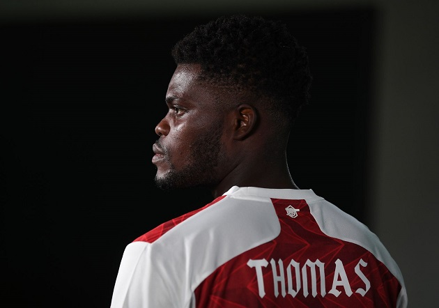 Thomas Partey has better defensive stats than world's most expensive centre-back Harry Maguire on FIFA 21 - Bóng Đá