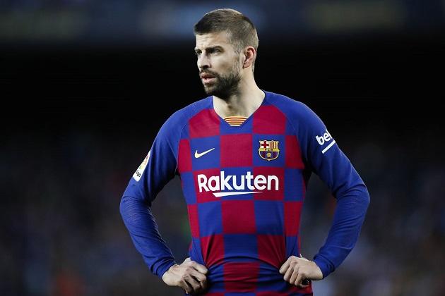Gerard Pique to reach incredible Barcelona milestone if he plays against Getafe - Bóng Đá