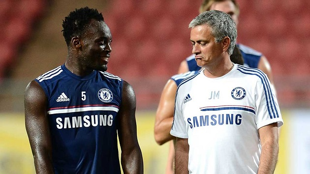 Why Michael Essien slept 14 hours a day at Chelsea - Bóng Đá