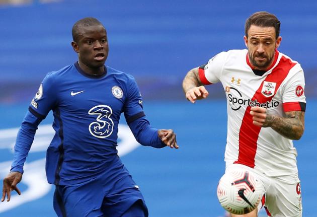 TRỰC TIẾP Chelsea 2 - 1 Southampton (Vào! Danny Ings rút ngắn cách biệt) - Bóng Đá