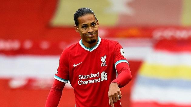 Liverpool warned Van Dijk has caused transfer problem that Man Utd have struggled with - Bóng Đá