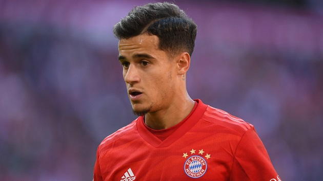 Coutinho's loan at Bayern fully changed him: he even gained much-needed muscle mass - Bóng Đá