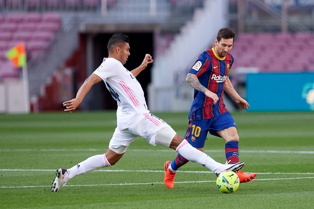 Ansu Fati, Luis Suarez and Paco Alcacer currently top La Liga's best goalscorers list - Bóng Đá