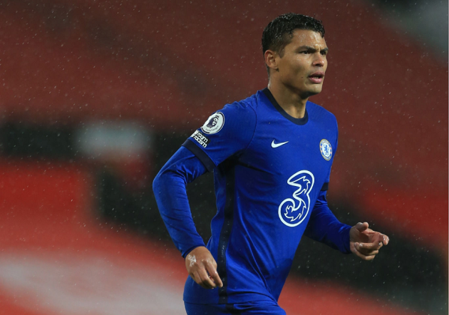 Class is permanent: Thiago Silva's imperious performance against Man United broken down in 11 key numbers - Bóng Đá