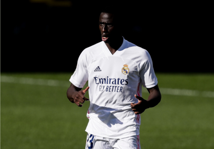 Real Madrid have not lost a single game with Ferland Mendy in starting XI - Bóng Đá