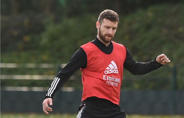 'If I could stay at Arsenal, it would mean a lot': Mustafi on extending his contract - Bóng Đá