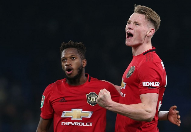Are Fred and McTominay the secret behind Bruno's numbers? Stats suggest so - Bóng Đá