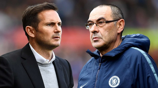 Italian journalist: 'If Sarri had a start like Lampard this year at Chelsea he would be fired' - Bóng Đá