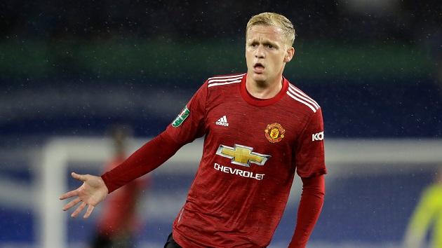 4 reasons why Van de Beek deserves to be regular starter for United after International break - Bóng Đá