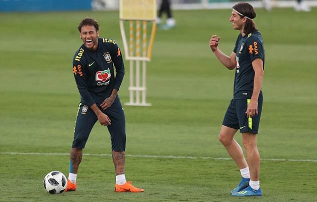 Neymar: 'Tôi đang rất sẵn sàng, không gì có thể ngăn được tôi cả' - Bóng Đá