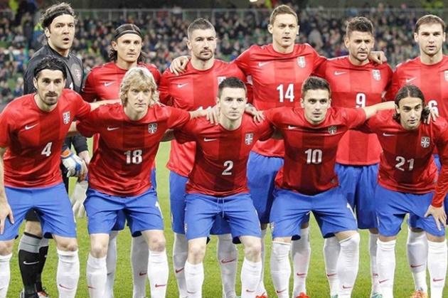 CHÍNH THỨC: Danh sách 23 cầu thủ Serbia tham dự World Cup 2018 - Bóng Đá
