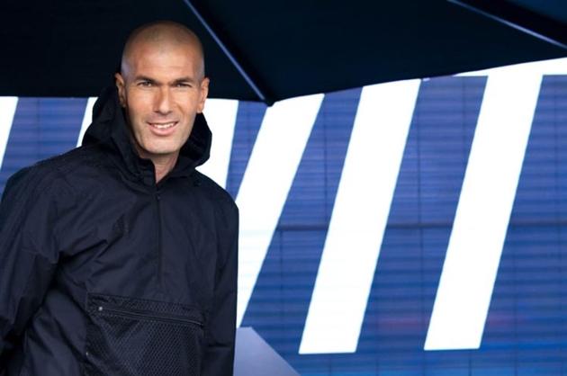 Zidane lần đầu lên tiếng sau quyết định rời Real Madrid - Bóng Đá