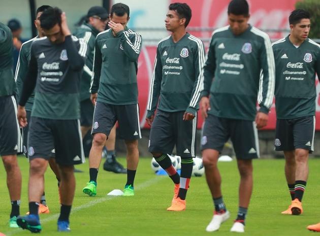 Đội trưởng Mexico & danh sách đen của nước Mỹ - Bóng Đá