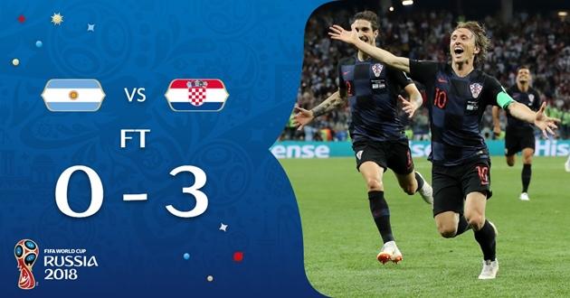 Messi giã từ ĐT Argentina sau World Cup? - Bóng Đá