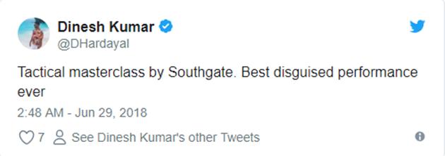 Gareth Southgate xứng danh 'bậc thầy' chiến thuật - Bóng Đá