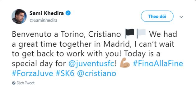 Dybala, Khedira phản ứng thế nào khi Ronaldo đến Juventus? - Bóng Đá