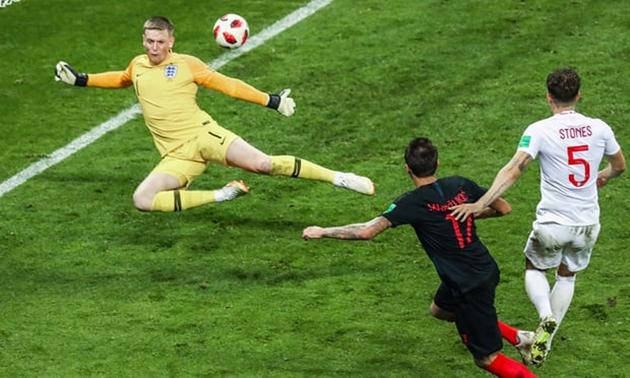 'Southgate cần thêm 1 cầu thủ nữa để vào chung kết World Cup' - Bóng Đá