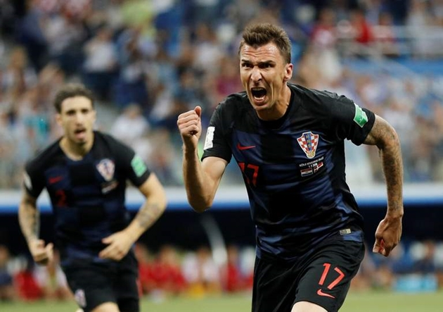Mandzukic: 'Croatia mới là sư tử đích thực' - Bóng Đá