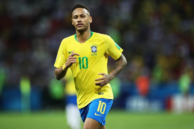 Mourinho để sẵn áo số 10 cho Neymar - Bóng Đá