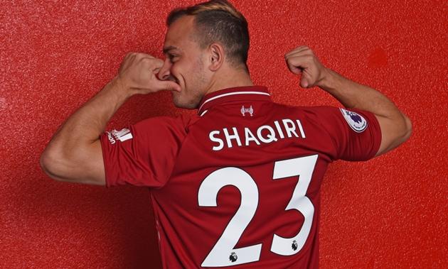 Klopp lý giải quyết định chiêu mộ Shaqiri trong 4 từ - Bóng Đá