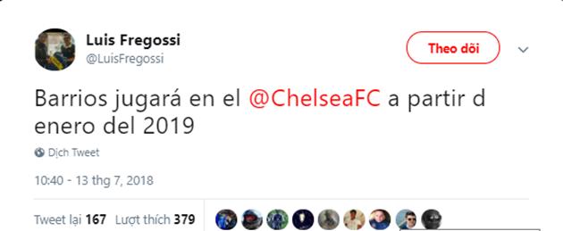 Sao Colombia từ chối Tottenham, gia nhập Chelsea - Bóng Đá