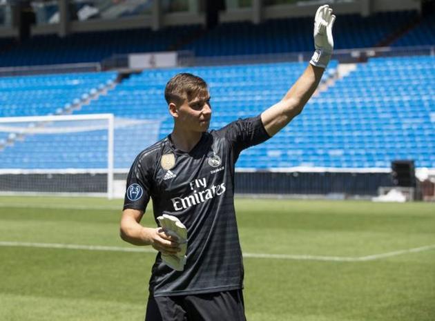 CHÍNH THỨC: Lunin rạng rỡ ra mắt tại Real Madrid - Bóng Đá