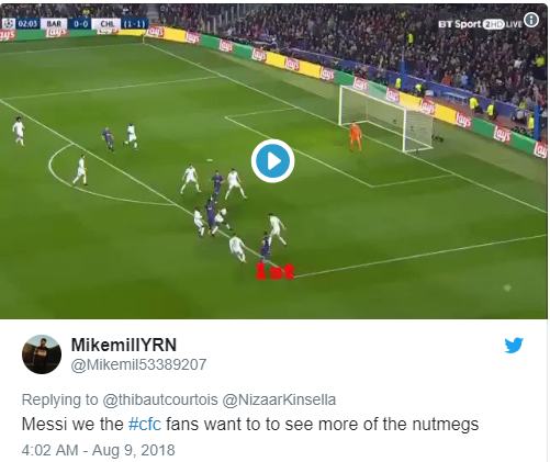 Courtois đến Real Madrid, fan Chelsea đã nóng lại càng thêm khó chịu - Bóng Đá