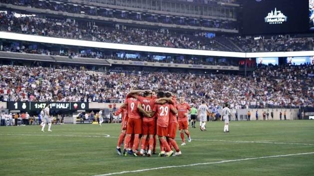 La Liga, Mỹ - Bóng Đá
