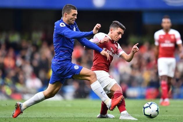 Chỉ thi đấu 45 phút, tân binh Arsenal khiến người hâm mộ
