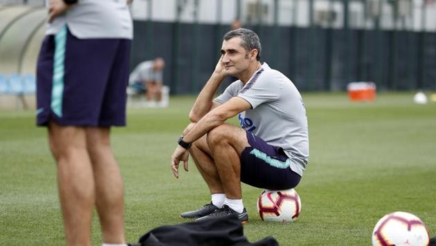 Đụng bảng tử thần Champions League, HLV Valverde phát biểu BẤT NGỜ - Bóng Đá