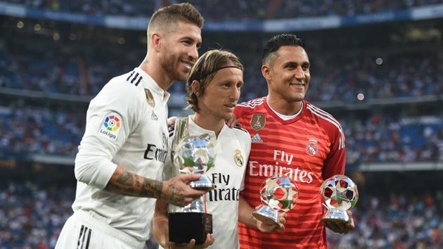 Real Madrid báo cáo doanh thu: Con số kỷ lục trong 18 năm qua - Bóng Đá