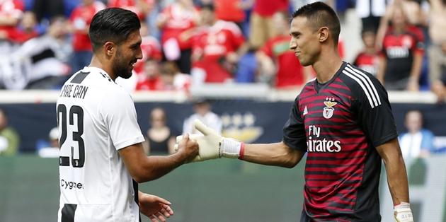 Liverpool để mắt thủ thành Odisseas Vlachodimos - Bóng Đá