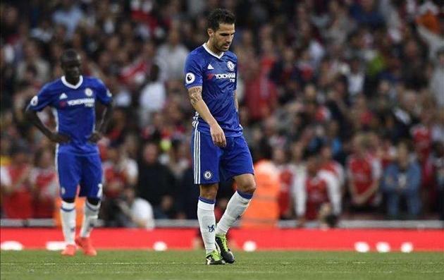 Hợp đồng chuẩn bị đáo hạn, sao Chelsea lọt tầm ngắm Ac Milan Cesc - Bóng Đá