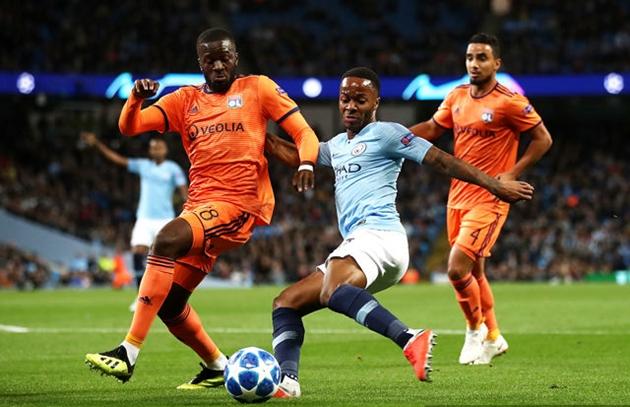 Man city ngắm mục tiêu của Spurs Tanguy Ndombele - Bóng Đá