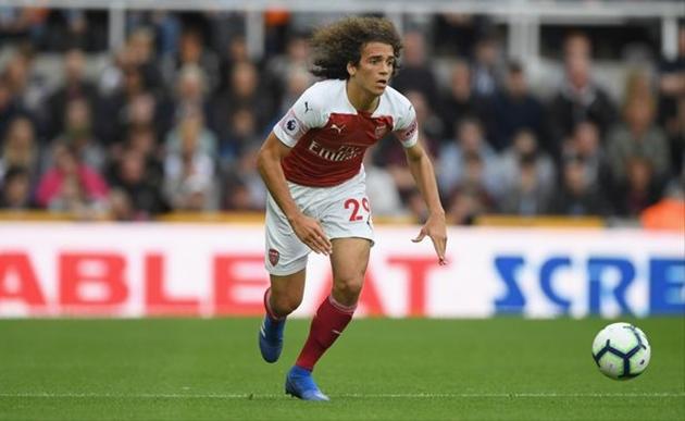 Thi đấu ấn tượng, sao Arsenal đứng trước ngưỡng cửa tuyển Pháp Guendouzi - Bóng Đá
