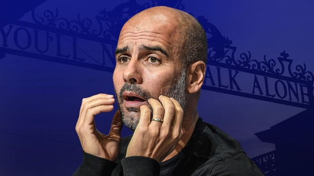 Liverpool vs Man City: Chờ Pep Guardiola phá dớp - Bóng Đá