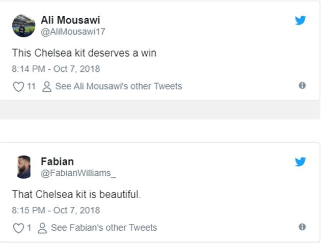 Chelsea trình làng áo đấu thứ 3, người hâm mộ phản ứng thế nào? - Bóng Đá