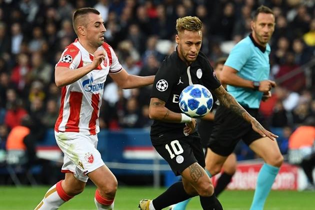 UEFA điều tra trận Paris Saint-Germain vs Red Star - Bóng Đá