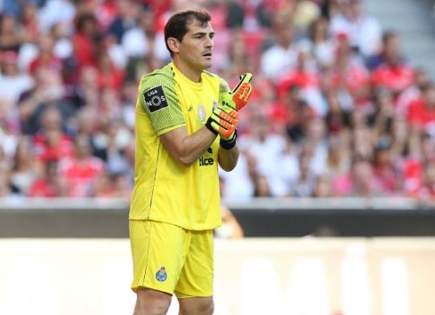 Iker Casillas chỉ ra 2 thủ môn xuất sắc nhất thế giới, Stegen và Oblak - Bóng Đá