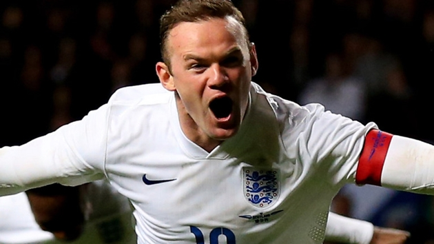 Liệu Rooney có xứng đáng trở về đội tuyển Anh? - Bóng Đá
