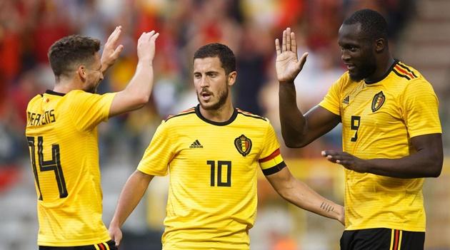 Mourinho đang lãng phí tài năng của Lukaku? - Bóng Đá