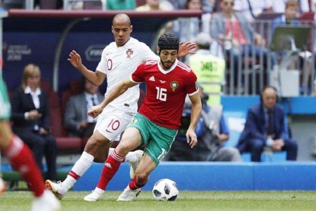Góc nhìn: Bồ Đào Nha dở 1, Morocco dở đến...10! - Bóng Đá