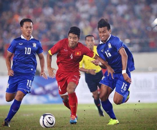 U21 Việt Nam thua trắng 0-2 trước U21 Thái Lan: Ảnh: Internet