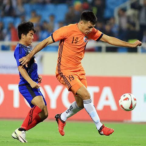 Merlo ghi bàn, SHB Đà Nẵng vẫn chia tay Mekong Cup
