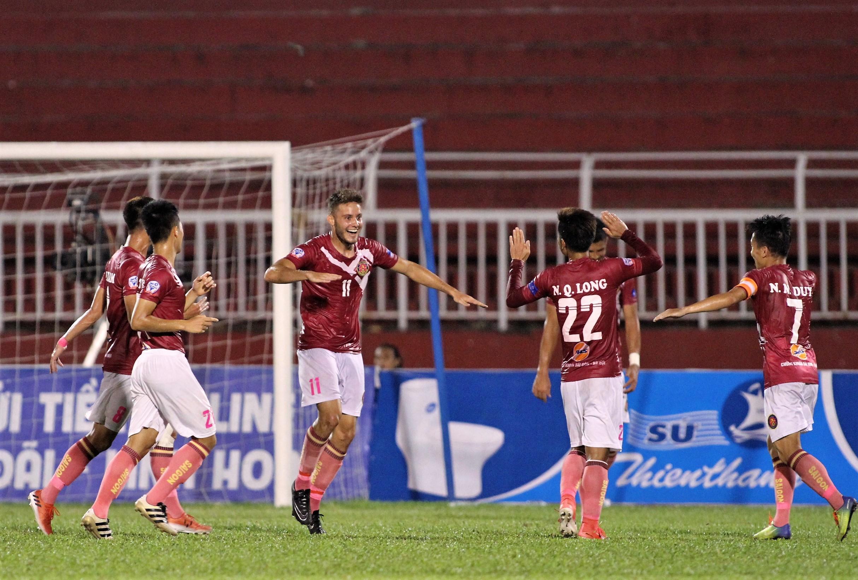 18h00 ngày 20/06, Becamex Bình Dương vs Sài Gòn FC: Nhấn chìm tham...