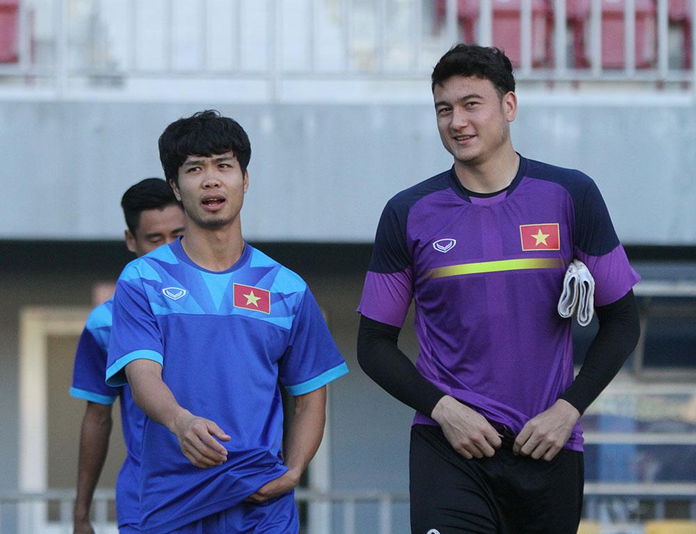 Điểm tin bóng đá Việt Nam sáng 30/08: ĐTQG Việt Nam có buổi tập đầu tiên - Bóng Đá