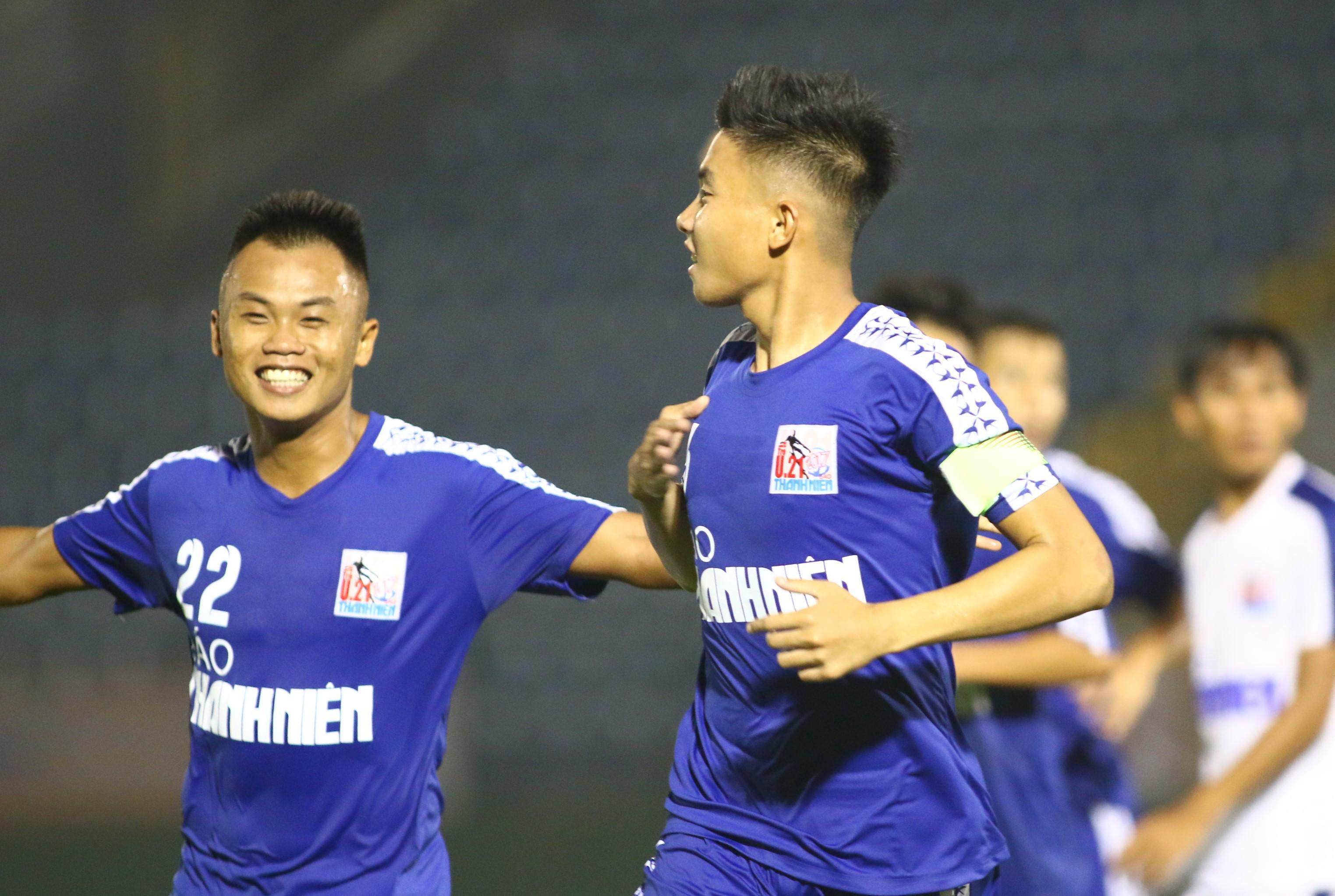 VCK U21 Quốc gia 2017: HLV Trần Minh Chiến nói gì khi Bình Dương vào bán kết? - Bóng Đá
