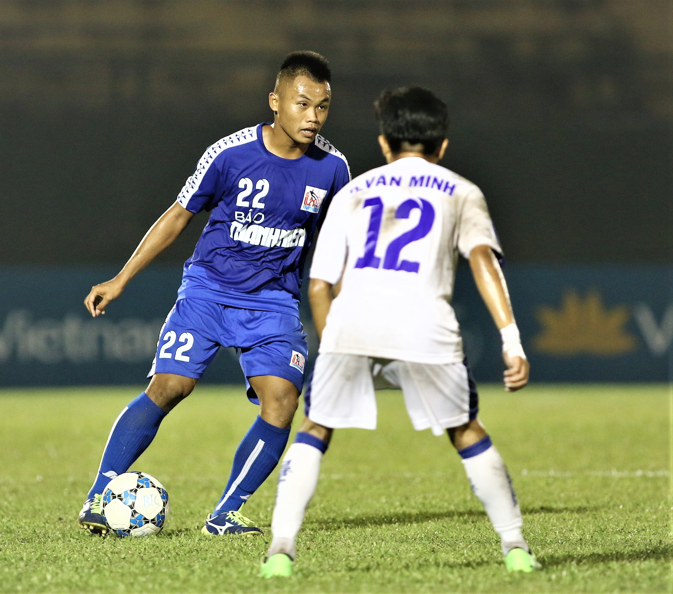 Duy Khánh và bài toán của Trần Minh Chiến ở U21 B.Bình Dương - Bóng Đá