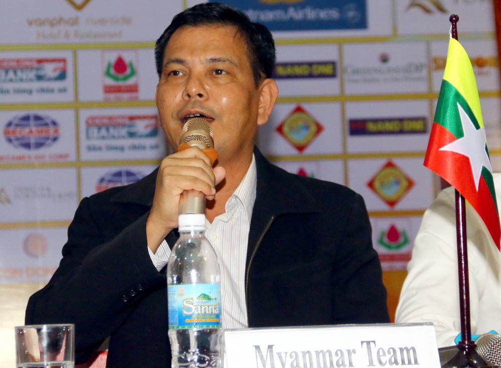 Thua U21 Việt Nam, HLV Myanmar