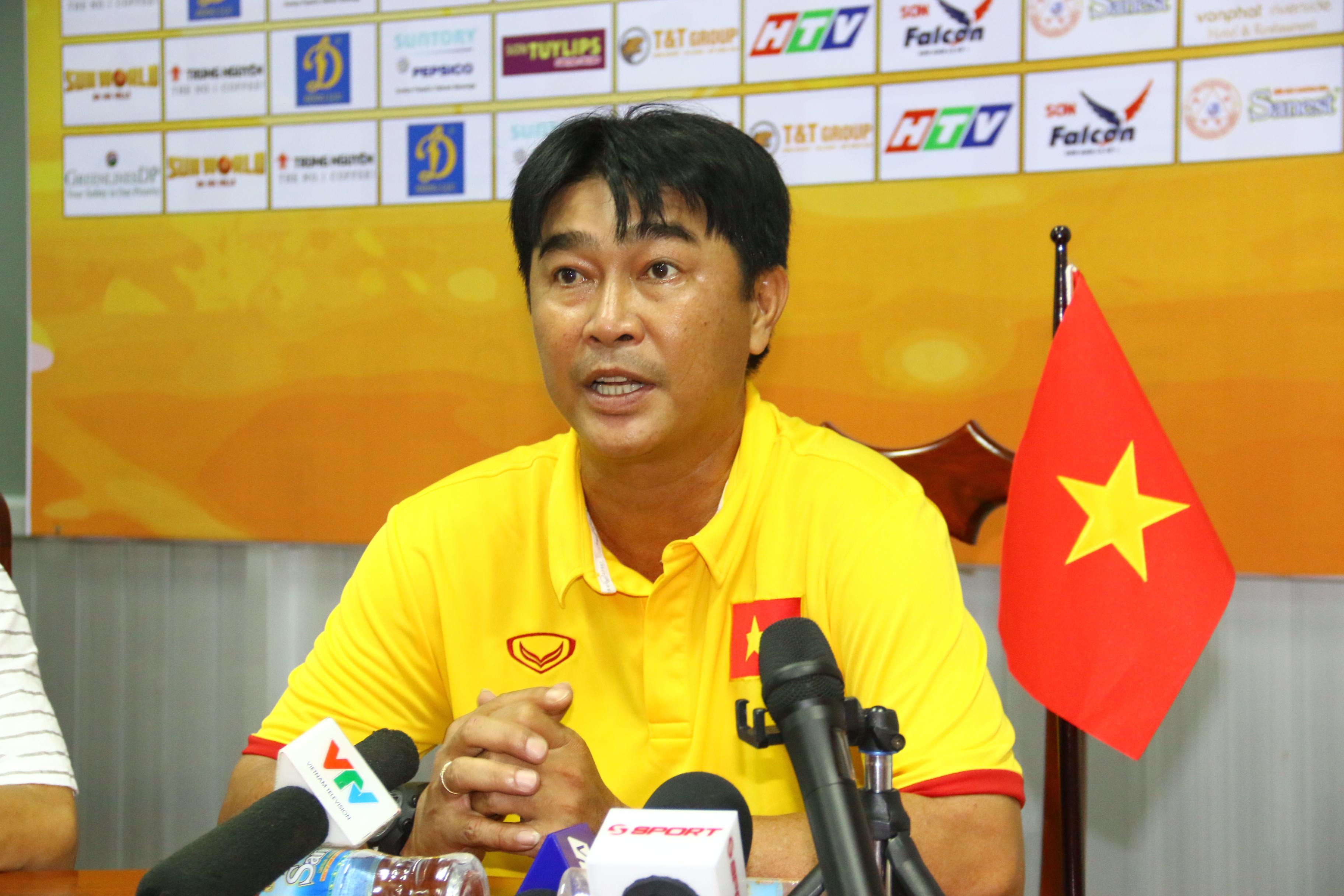 """HLV Trần Minh Chiến: """"U19 Việt Nam không ngán U21 Thái Lan"""" - Bóng Đá"""